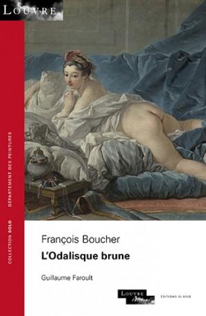 François Boucher. L'Odalisque brune