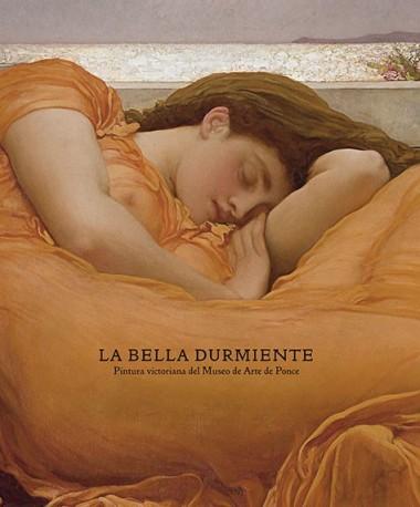 La bella durmiente. Pintura victoriana del Museo de Arte de Ponce